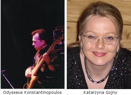 Odysseus Konstantinopoulos & Katarzyna Gojny