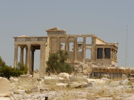 Acropolis - Erechteion