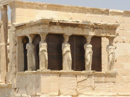 Acropolis - Karyatides