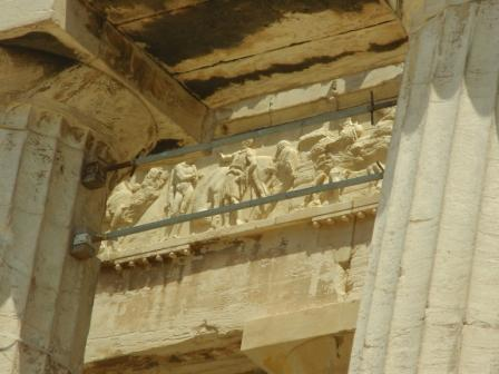 Acropolis - The Parthenon - detail2