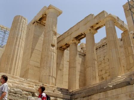 Acrpolois -  Propylaea
