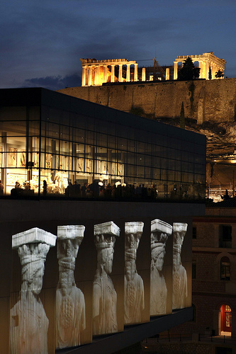 The Acropolis Museum Oppening